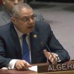 الأزمة الليبية: الجزائر تدعو الأمم المتحدة للعمل على إيجاد حل شامل