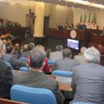 265 نائب يصوتون بنعم.. ونواب المعارضة يقاطعون