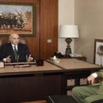 الرئيس تبون يعقد جلسة عمل مع الفريق شنقريحة