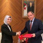 السفارة التركية بالجزائر: أطراف تستهدف العلاقات الجيدة بين البلدين