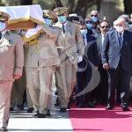 """""""الجزائر تودع مجاهدا سيظل التاريخ شاهدا على إسهاماته"""""""